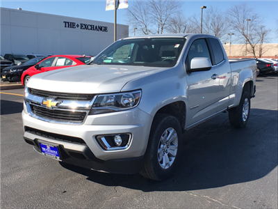 2018 Colorado Extended Cab 4x4,  Pickup #C18624 - photo 1