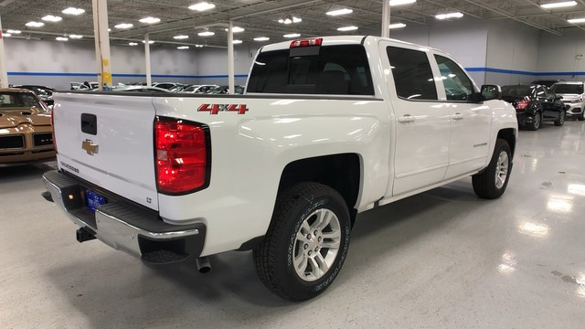 2018 Silverado 1500 Crew Cab 4x4, Pickup #C18638 - photo 10