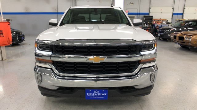 2018 Silverado 1500 Crew Cab 4x4, Pickup #C18638 - photo 4