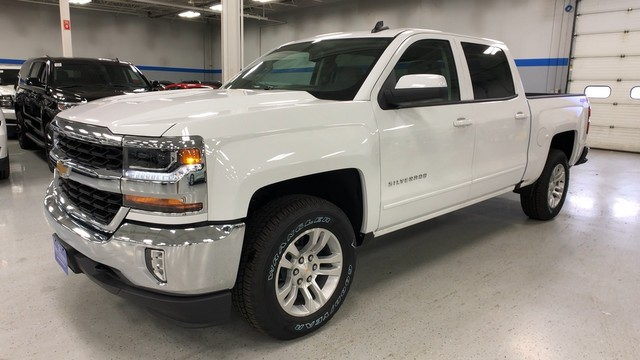 2018 Silverado 1500 Crew Cab 4x4, Pickup #C18638 - photo 1