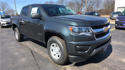 2018 Colorado Crew Cab 4x4, Pickup #C18666 - photo 3