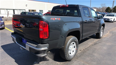 2018 Colorado Crew Cab 4x4, Pickup #C18666 - photo 10