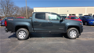 2018 Colorado Crew Cab 4x4, Pickup #C18666 - photo 13