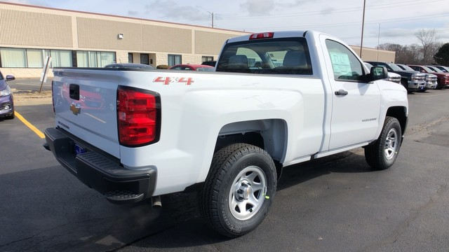 2018 Silverado 1500 Regular Cab 4x4, Pickup #C18667 - photo 2