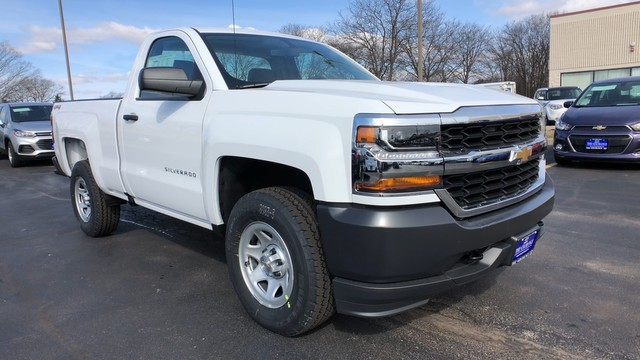 2018 Silverado 1500 Regular Cab 4x4, Pickup #C18667 - photo 3