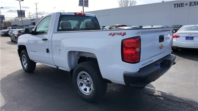 2018 Silverado 1500 Regular Cab 4x4, Pickup #C18667 - photo 10