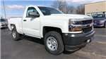 2018 Silverado 1500 Regular Cab 4x4, Pickup #C18667 - photo 23