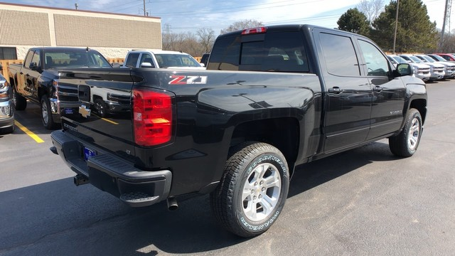 2018 Silverado 1500 Crew Cab 4x4,  Pickup #C18733 - photo 9