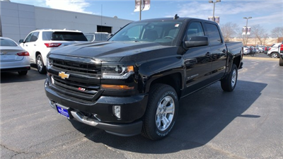 2018 Silverado 1500 Crew Cab 4x4,  Pickup #C18733 - photo 1