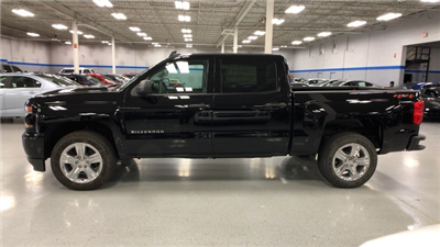2018 Silverado 1500 Crew Cab 4x4,  Pickup #C18768 - photo 7