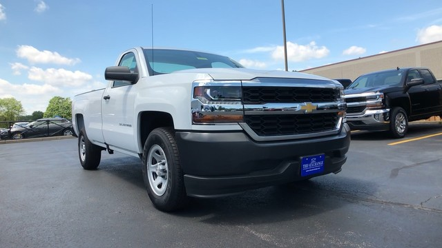 2018 Silverado 1500 Regular Cab 4x2,  Pickup #C18857 - photo 3