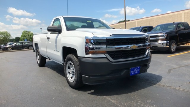 2018 Silverado 1500 Regular Cab 4x2,  Pickup #C18857 - photo 4