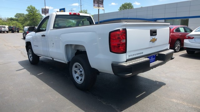 2018 Silverado 1500 Regular Cab 4x2,  Pickup #C18857 - photo 2