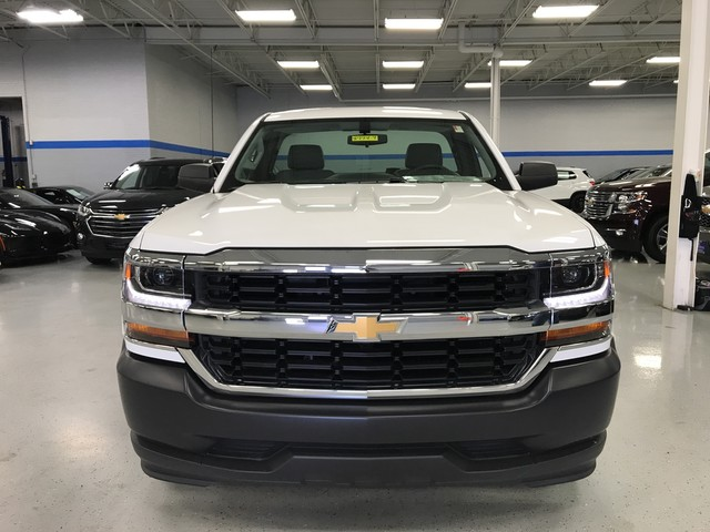 2018 Silverado 1500 Regular Cab 4x2,  Pickup #C18858 - photo 14