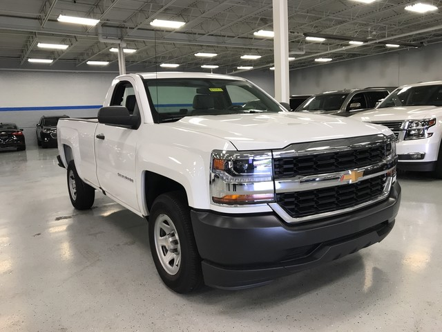 2018 Silverado 1500 Regular Cab 4x2,  Pickup #C18858 - photo 7
