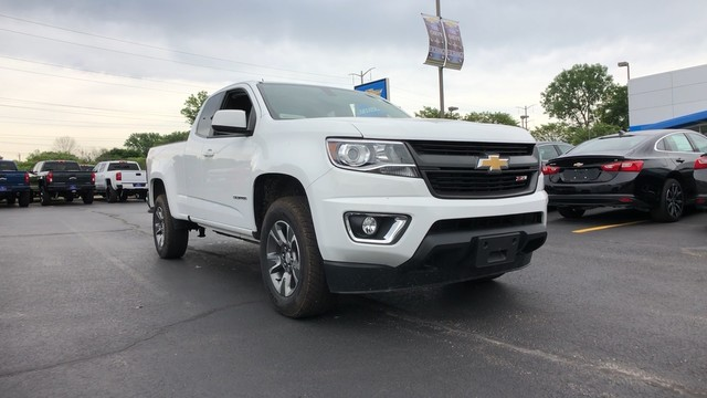 2018 Colorado Extended Cab 4x4,  Pickup #C18906 - photo 6