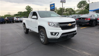 2018 Colorado Extended Cab 4x4,  Pickup #C18906 - photo 7