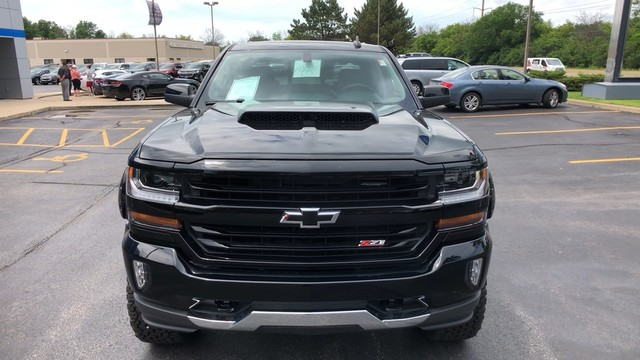 2018 Silverado 1500 Crew Cab 4x4,  Tuscany Badlander Pickup #C18979 - photo 9