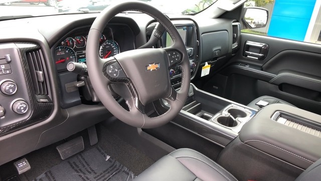 2018 Silverado 1500 Crew Cab 4x4,  Tuscany Badlander Pickup #C18979 - photo 11