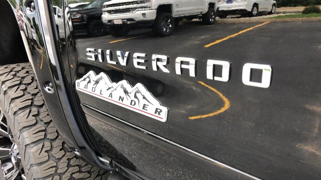 2018 Silverado 1500 Crew Cab 4x4,  Tuscany Badlander Pickup #C18979 - photo 7