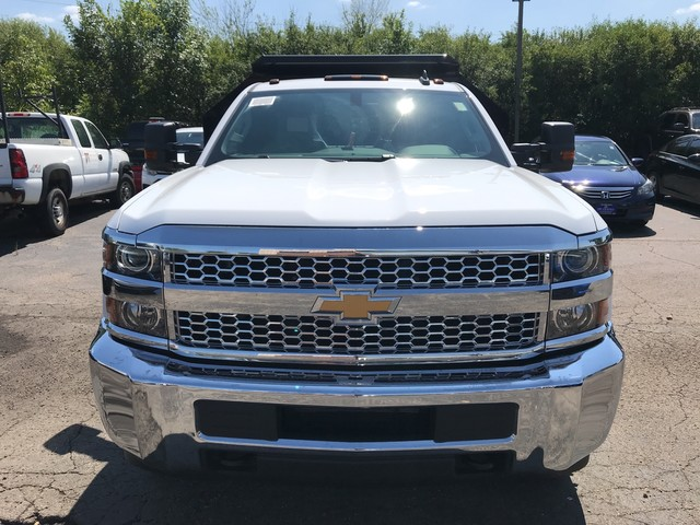2019 Silverado 3500 Regular Cab DRW 4x2,  Knapheide Dump Body #C19091 - photo 18