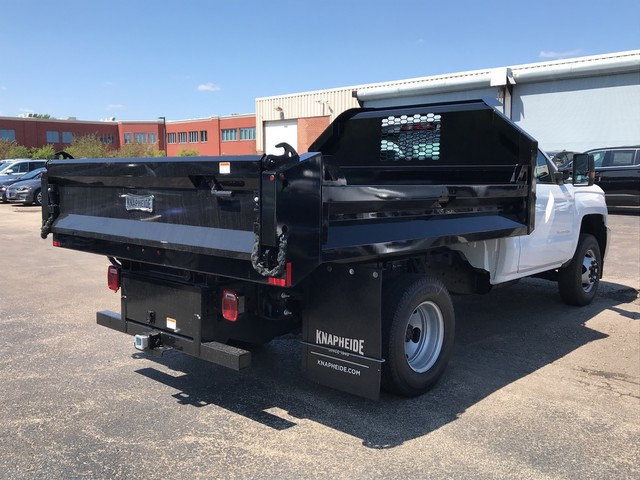 2019 Silverado 3500 Regular Cab DRW 4x2,  Knapheide Dump Body #C19091 - photo 6