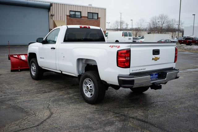 2016 Silverado 2500 Regular Cab 4x4, Pickup #C630 - photo 8