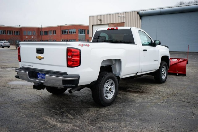 2016 Silverado 2500 Regular Cab 4x4, Pickup #C630 - photo 2
