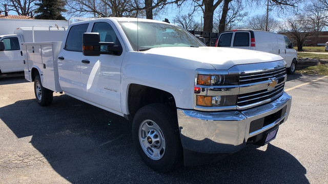2017 Silverado 2500 Crew Cab 4x2,  Knapheide Service Body #C7062 - photo 3