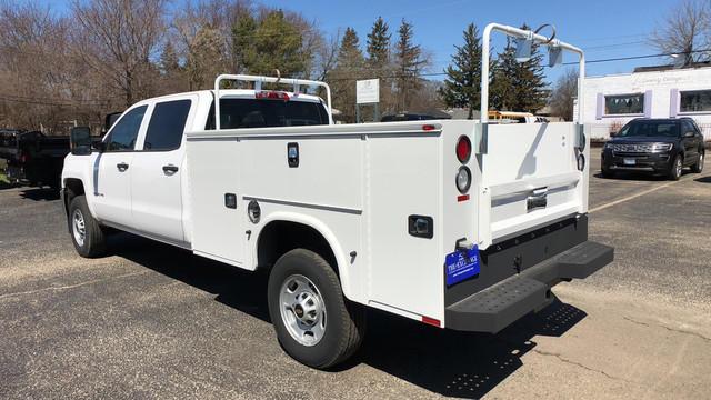 2017 Silverado 2500 Crew Cab 4x2,  Knapheide Service Body #C7062 - photo 2