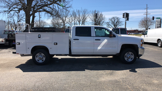 2017 Silverado 2500 Crew Cab 4x2,  Knapheide Service Body #C7062 - photo 18