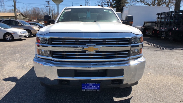 2017 Silverado 2500 Crew Cab 4x2,  Knapheide Service Body #C7062 - photo 4