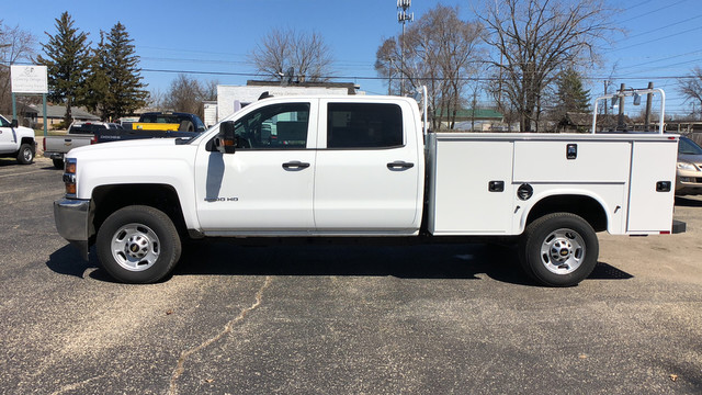 2017 Silverado 2500 Crew Cab 4x2,  Knapheide Service Body #C7062 - photo 6