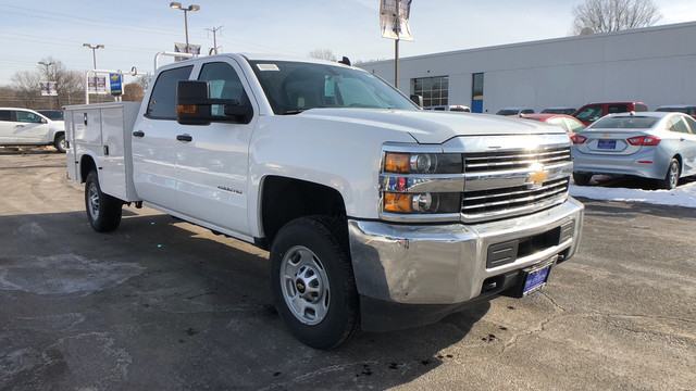 2017 Silverado 2500 Crew Cab 4x2,  Knapheide Service Body #C7078 - photo 3