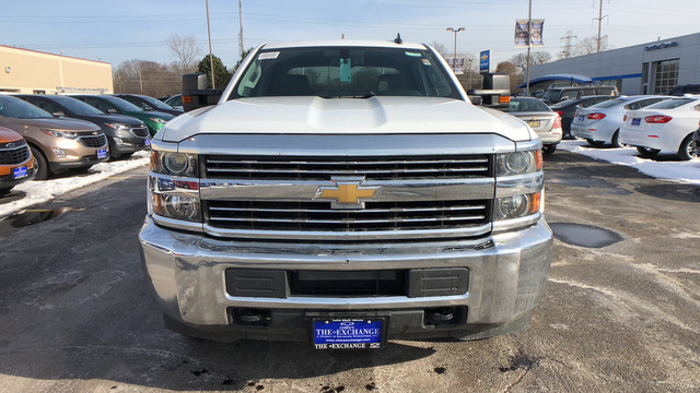 2017 Silverado 2500 Crew Cab 4x2,  Knapheide Service Body #C7078 - photo 4