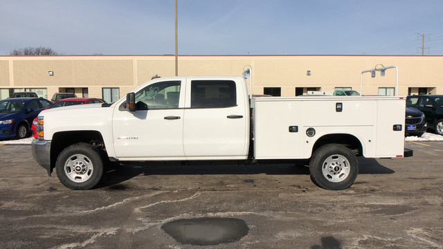 2017 Silverado 2500 Crew Cab 4x2,  Knapheide Service Body #C7078 - photo 8