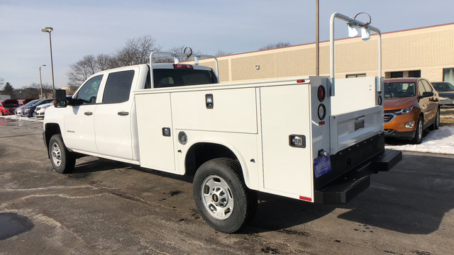 2017 Silverado 2500 Crew Cab, Service Body #C7078 - photo 2