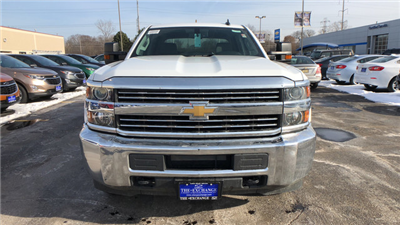 2017 Silverado 2500 Crew Cab, Service Body #C7078 - photo 4