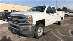 2017 Silverado 2500 Crew Cab, Service Body #C7078 - photo 1