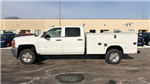 2017 Silverado 2500 Crew Cab, Service Body #C7078 - photo 8