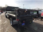 2017 Silverado 3500 Regular Cab DRW 4x4,  Monroe Dump Body #C7185 - photo 1