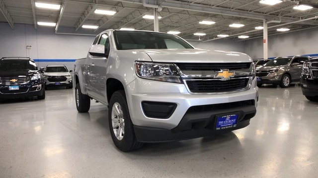 2018 Colorado Extended Cab 4x2,  Pickup #C8134 - photo 3