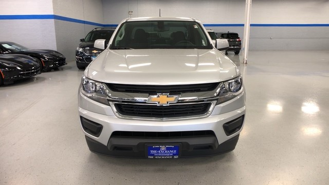 2018 Colorado Extended Cab 4x2,  Pickup #C8134 - photo 10