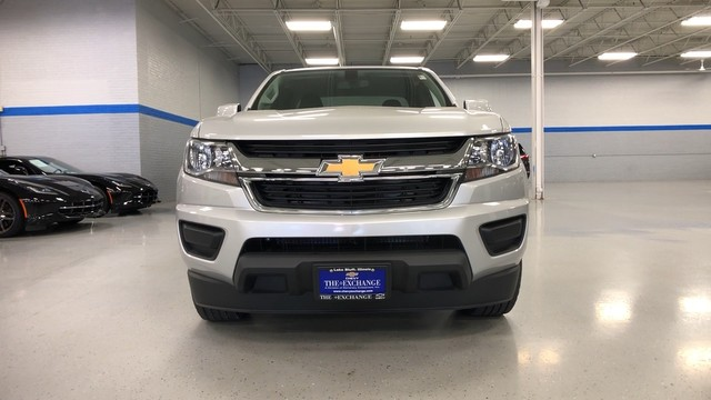 2018 Colorado Extended Cab 4x2,  Pickup #C8134 - photo 19