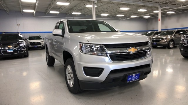 2018 Colorado Extended Cab 4x2,  Pickup #C8134 - photo 4
