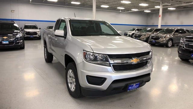 2018 Colorado Extended Cab 4x2,  Pickup #C8134 - photo 5