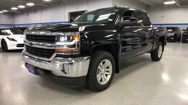 2018 Silverado 1500 Crew Cab 4x4,  Pickup #C8340 - photo 1