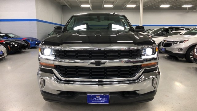 2018 Silverado 1500 Crew Cab 4x4,  Pickup #C8340 - photo 9