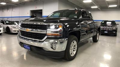 2018 Silverado 1500 Double Cab 4x4,  Pickup #C8348 - photo 1