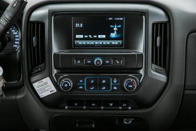 2020 Chevrolet Silverado Medium Duty Crew Cab DRW 4x4, Chipper Body #20380 - photo 22